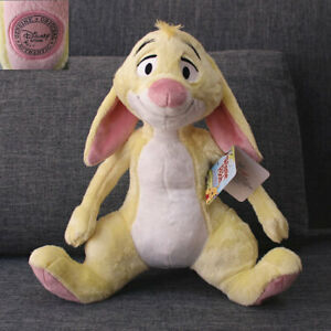 Official Disney Winnie the Pooh Rabbit Yellow Bunny Plush Toy 30CM Baby Kid Gift