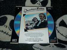 Quackser Fortune Has A Cousin In The Bronx Laserdisc LD Gene Wilder Free Ship$30