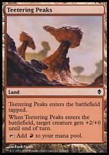 MTG Magic - (C) Zendikar - Teetering Peaks - SP