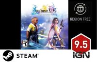 Final Fantasy X / X-2 (10 & 10-2) HD Remaster [PC] Steam Download Key