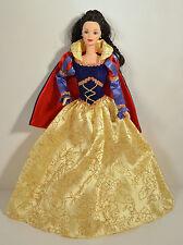 """RARE 1991 Snow White 12"""" Mattel Barbie Doll Action Figure Disney Snow White"""
