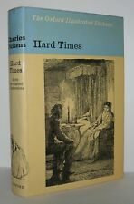 HARD TIMES - Dickens, Charles - Vintage Copy Oxford Illustrated