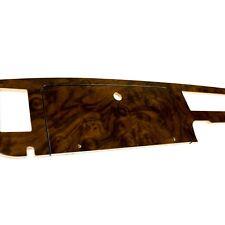 Jaguar XJ-6 ser. 3, Walnut burl dashboard, RHD wood dash, STUNNING BURL