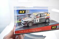 "SCX ANALOG 2001 60930 SEAT LEON "" 2002 CUP "" 1/32 SLOT CARS"