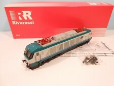 RIVAROSSI HRS2594 SCALA H0 1/87- LOCOMOTORE ELETTRICO E402A.025 XMPR FS - EP.VI