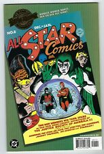 All Star Comics #8 Millenium edition 2001 DC Comics.High grade copy.