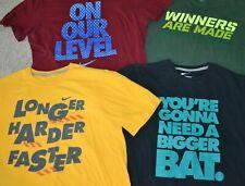 Nike Men's Trash Talk T-Shirts (Lot of 4) Size L Guc