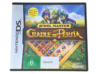 Jewel Master Cradle of Persia DS 2DS 3DS Game *Complete*