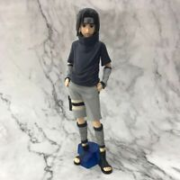 Naruto Sasuke Uchiha Figure Model Childhood Ver. Anime Action Toy 24cm Kids Gift
