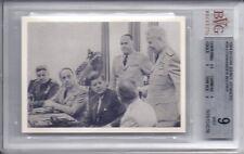 JOHN F. KENNEDY Commander in Chief #38 BVG 9 MINT Vintage 1964 Rosan Print Card
