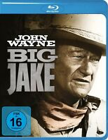 RICHARD/MITCHUM,CHRISTOPHER/O'HARA,MAUREEN BOONE - BIG JAKE   BLU-RAY NEU