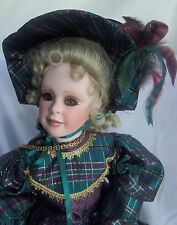 """GORGEOUS Vickie Walker lady Doll MADISON, 21"""" Elite Collection MIB #4/50"""