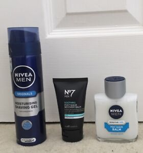 Nivea Men Shaving Bundle