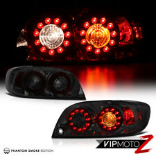 For 04-08 Mazda RX8 RX-8 Shinka Smoke LED JDM Rear Brake Signal Tail Lights Lamp
