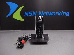 Polycom KIRK 2010 DECT Wireless Handset w/ Charging Base & Power Supply Included