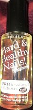 1 Nailene PROfessional Solutions Hard & Healthy Nails Strengthener Polish clear