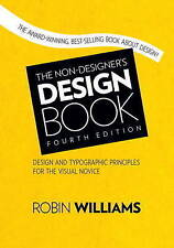 NEW The Non-Designer's Design Book (4th Edition) by Robin Williams