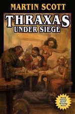 Thraxas Under Siege-ExLibrary