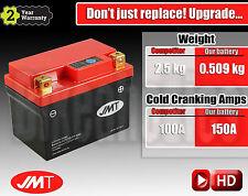 YTZ7S JMT Lithium ION motorbike battery