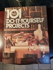 Reader's Digest 101Do-it-Yourself Projects Book