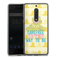 Nokia 5 Silikon Hülle Case - Muppets Carefree is the way to be