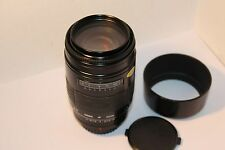 SIGMA OLYMPUS AF fit AUTOFOCUS 75-200mm ZOOM LENS for OM707 & OM101   (751)