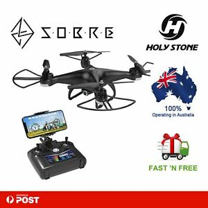 Holy Stone HS110D FPV RC Drone 1080P HD Camera Live Video 120° Quadcopter NEW