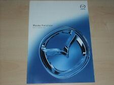 45572) Mazda MX-5 323 Demio Xedos 9 Preise & Extras Prospekt 09/2002