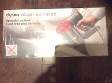 BRAND NEW SEALED Dyson V6 Handheld Cordless Vacuum Cleaner Car & Boat Extra