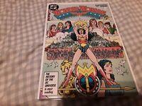 Wonder Woman #1 VF/NM 9.0 George Perez Art