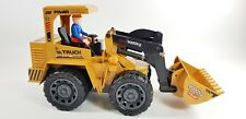 JCB Style Monster Truck Remote Radio Controlled RC Digger Earth Mover Lorry Toy