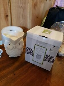 Scentsy Home  Whoot owl Full size Warmer