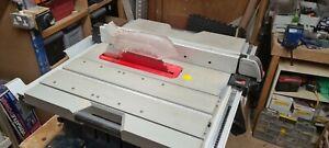 Bosch GTX10XC 240V Table Saw