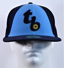 New Era MLB Retro Home 59FIFTY Tampa Bay Rays TB Fitted Hat Cap 7 1/8 RARE NEW