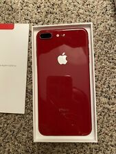 Apple iPhone 8 Plus (PRODUCT)RED - 64GB - (AT&T)A1864