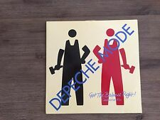 "Depeche Mode – Get The Balance Right! (Combination Mix) 12"" UK Mute 12 BONG 2"