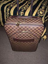 Louis Vuitton Pegase 55 Damier Unisex Bag Suitcase Carry On