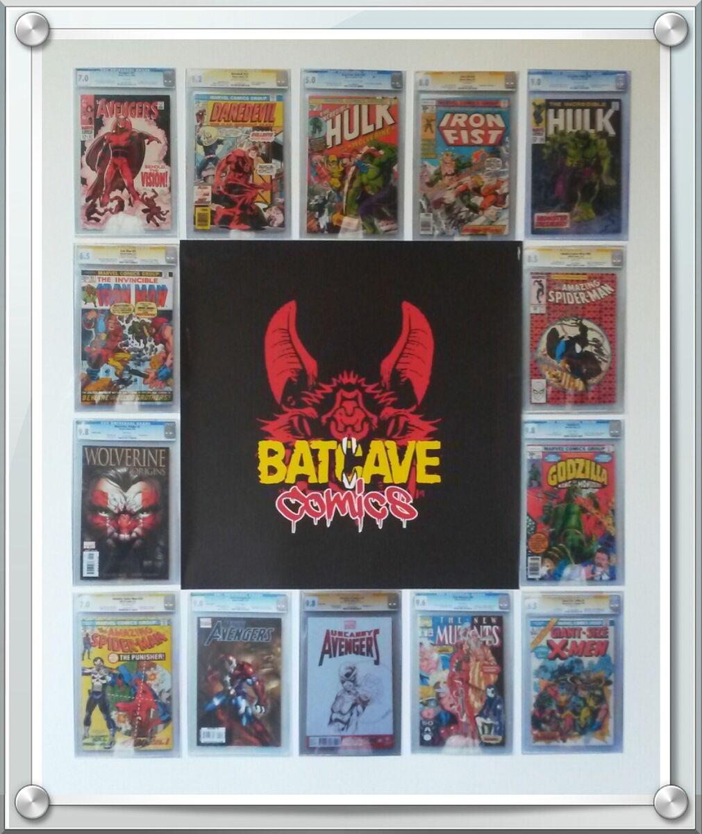 BatCave Comics