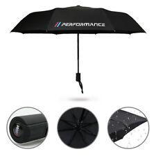 M Power Perfomance Black Umbrella Automatic M3 Car Sport Accessories For BMW