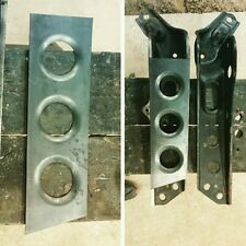 S13 240SX tension rod bracket reinforcing gussets