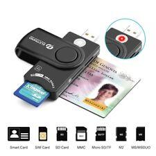 Lettore Schede Smart Card USB Micro SD x Firma Digitale Fatturazione Elettronica