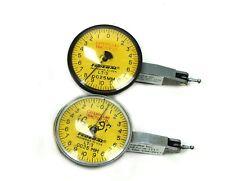 Vintage Caterpillar Federal  LT-3 Dial Test Indicator ± .1mm Range .0025mm Grad