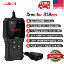 Auto OBD Fault  Code Reader OBD2 Scanner Car Check Engine Light Diagnostic Tool
