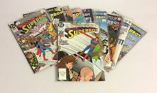 DC COMICS, THE ADVENTURES OF SUPERBOY, AS SEEN ON TV, ISSUE #11-22, 12 BOOKS