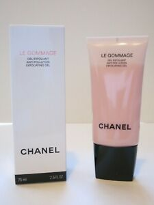 CHANEL LE GOMMAGE ANTI-POLLUTION EXFOLIATING GEL 75ML MADE IN FRANCE NEW 2021