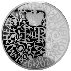 2021 Queen Elizabeth II 95th Birthday of HM the Queen 5oz Silver Proof Coin