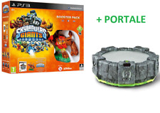 SKYLANDERS GIANTS BOOSTER PACK PS3 + PORTALE DEL POTERE SONY PLAYSTATION NUOVO