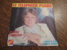 45 tours claude francois le telephone pleure