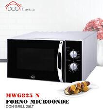 Forno a Microonde 25lt combinato con grill Micro Onde DCG MWG825 N - MZP