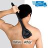 UK Mens DIY Back Hair Remover Body Shaver Grooming Razor Dry Wet Leg
